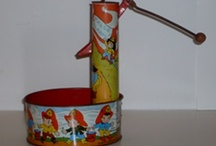 Vintage Sand Pails/Sifters/and Sprinkling Cans / by Antonia O'Connor Donnelly