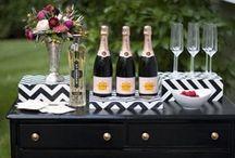 Champagne (Champ)Bar / by Wendy LeBlanc- Whitehead