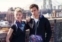 "The Brooklyn Collection / Now Presenting ""The Brooklyn Collection"" featuring the work of Alex Cherry, Lora Zombie and Shark Toof. Our Winter 2013 apparel release features custom printed fabrics which have helped us to bring art to apparel beyond traditional silk-screening methods. This collection was designed in Brooklyn, New York - inspired by the intersection of fashion and street art found in the area."