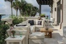 Club Woven Collection / The Club Woven Collection of outdoor wicker furniture is the woven spin of The Club collection. Executed in our durable woven wrought aluminum it is ideal for any outdoor space. Our Club Woven collection has the ability to use the sectional corner piece arranged or paired with others.