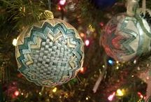 Quitled & Fabric Ornaments for all Occasions / by Bonnie