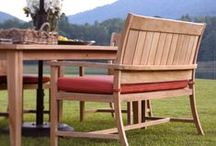 Club Teak Collection / Club Teak is a collection of teak outdoor furniture with a marine-grade teak with mortise and tenon joinery. Club Teaks qualities include a versatile corner piece that can function as a left or right arm allowing it the freedom to fit your life style. The durability of teak and the power to now move it in multipurpose positions is the change in space you have been looking for.