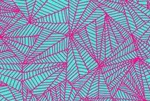 Patterns, textile, tile ❤ Inspo