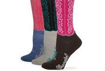 Wrangler Socks / Cowgirl & cowboy Wrangler Socks!