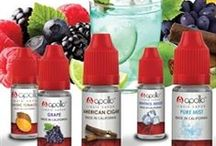 E-LIQUID Sample Pack|ApolloecigsUk / Buy a variety of Apollo E-Liquid including Classic Flavors, Specialty Flavors, and Sample Packs. All flavors made in ApolloECIG's lab located in Northern California. Apollo E-cigs provides great live support, 30 day money back guarantee, one year warranty and free shipping. Get started with our Wholesale E-LIQUID