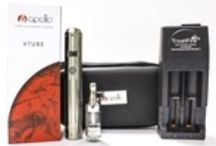 VTUBE KIT V3.0|ApolloecigsUk / Apollo vTube 3.0 For those seeking a superior vaping experience, the Apollo vTube 3.0 kit includes: 1 Apollo VTube v3.0 1 rechargeable 18650 battery 1 TrustFire wall charger 1 AeroTank (valued at £17.99) 1 Apollo custom carrying case