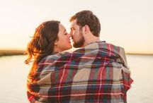 Engagement Photo Inspiration / Charleston engagement and wedding photographer