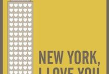 Art & Illustrations / Beautifully designed art and illustrations, mostly of New York.