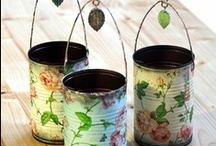 ♥ make ~ craft, reuse, diy / crafty stuff to make or repurpose or upcycle / by Kim Bee