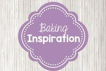 Baking inspiration / favorite recipes for cookies, pies, cakes, and breads