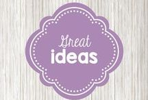 great ideas / Genius ideas for the home and family