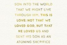our God is love.