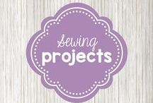 sewing projects / Sewing projects, ideas, and tutorials for clothing, quilts, home decor, and cute crafts