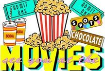 Favorite Movies / I have some movies that I really like. I will watch them any time. / by Anskee Bowers