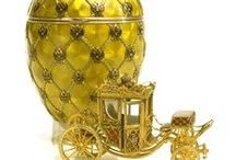 Faberge / Russian Jeweler to the Imperial Family / by Lisa Watson