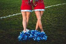 Cheer / by Blakelee Clack