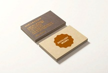 Design | Business Cards / Great example of business cards.  / by Day2Day Printing