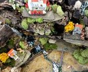 Miniature and Fairy Gardens / Anything you imagine can be a tiny reality!