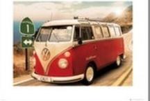 Camper Vans / by GB Posters