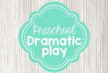 Preschool Dramatic Play / dramatic play props and costumes