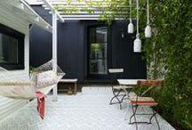 urban garden / by Rebecca