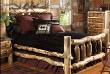 Decorating Western/Rustic Style / Western, Southwestern, Log Cabin, Adobe, Rustic Style Decorating / by Anskee Bowers