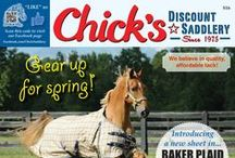Chick's Catalog Covers