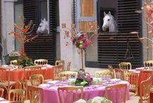 Western Weddings ❦ / Ideas and inspiration for a Western, country or equestrian/horse themed wedding!