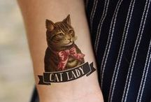 Lovely Tattoos / Beautifully designed and illustrated tattoos.