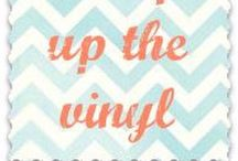::PUMP UP THE VINYL:: / You can look at all we do on facebook. www.facebook.com/pumpupthevinyl  / by Kristy Elkins Niehaus