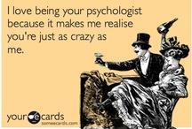 Istraži Me! (psychology) / Stanica sa zanimljivim sadržajima iz psihologije kojom se nastoji pomoći svim psiholozima i drugim istraživačima koji tijekom svog studija provode istraživanja da lakše dođu do sudionika. / by Dunja Juričić