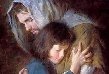A Loving Christ / by Anskee Bowers