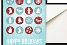 Holiday Postcards / For A Limited Time You Can Enjoy 15 Free Holiday Postcards From Day2Day Printing. Check out some of these designs.  / by Day2Day Printing