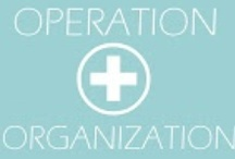 ORGANIZING : Articles from Operation Organization by Heidi / by Heidi Leonard - OperationOrganizationbyHeidi