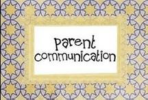 Parent Communication/Conferences