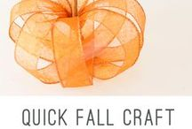 The Best of Autumn / My favorite crafts and d.i.y. projects for my favorite seasons. Expect lots of pumpkin crafts, halloween crafts, and thanksgiving project ideas.