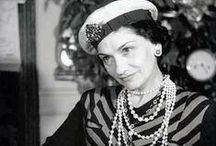 Coco Chanel / Everything Chanel / by Lisa Watson