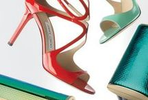 Jimmy Choo Shoes / Shoes and Purses / by Lisa Watson