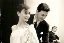 Hubert de Givenchy / Everything Givenchy / by Lisa Watson