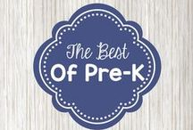 The Best of Pre-K / This is a collaborative board to showcase amazing ideas for Preschool and Pre-K.  Please Pin at least two ideas for each product!