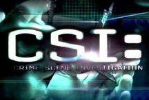 CSI / by Anskee Bowers