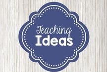 Teaching Ideas / Tips and tricks for classroom storage and organization