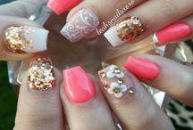 Nails I've done. @Leahsnailsxoxo / Nails