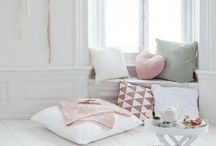 [ Inspiration ] Pastel / Lovely, sweet and pastel home decor inspiration.
