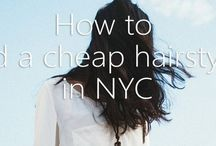 NYC Living / Tips and tricks to help you navigate the exciting and crazy New York life.