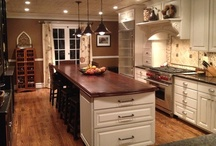 Kitchen Obsessed! / We are finally renovating the kitchen in our 116 year old farmhouse!  I'm obsessed!  :)  / by LisaEm