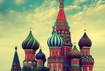 Russland / by Darya