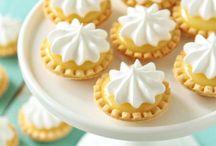 Food | Cakes + Pies