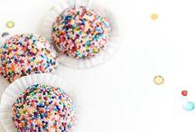 Food | Cookies + Brownies