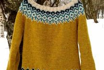 Knits and Crafts / Knitting, embroidery, and a multitude of fanciful projects.